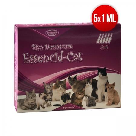 Essencid Cat Dermacure Kedi İçin Bitkisel Bit Pire ve Tüy Bakım Ense Damlası
